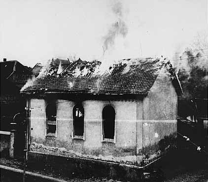 Events Leading Up to Kristallnacht