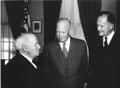 Photographs Of U S Presidents With Israeli Prime Ministers