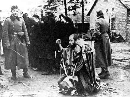 the night the jews experienced dehumanization from the nazi germans The nuremberg laws were crucial to the process of dehumanization that the nazis institutionalized once they took power, and the laws helped set the stage for the organized violence and mass murder that would come later in the regime while the nuremberg laws explicitly mentioned jews, the interpretation of these laws.