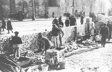 Photographs of the Warsaw Ghetto