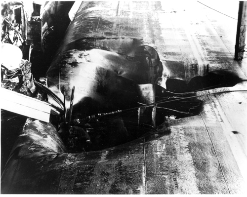 Photographs From The Uss Liberty Incident