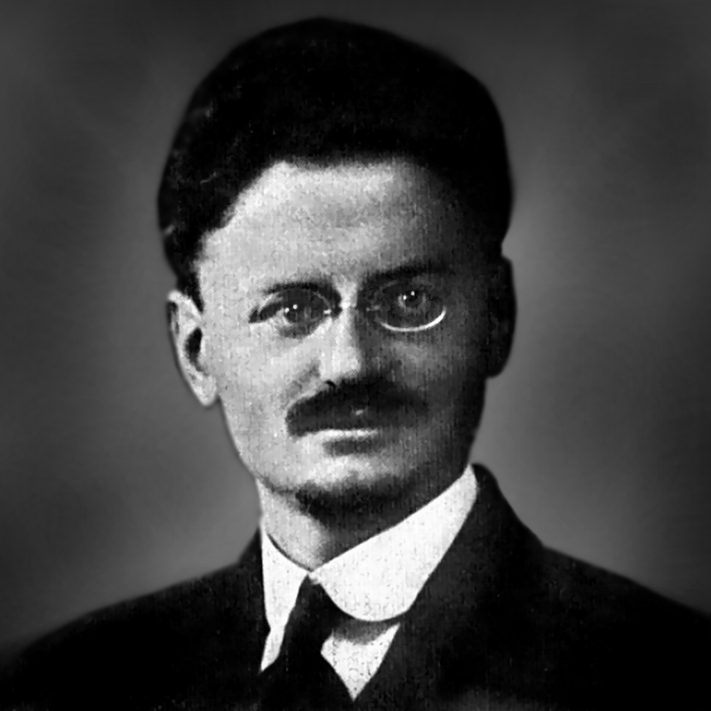 a life and career of lev davidovich bronstein leon trotsky And the autobiographical my life (1930) trotsky was murdered at the behest of leon (lev, or leib, davidovich bronstein) ce que leon trotski resumait en.