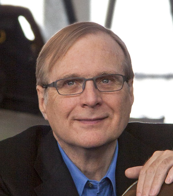Paul G Allen Net Worth
