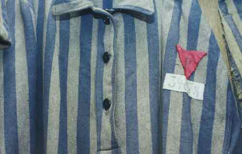Concentration Camp Prisoner Uniforms