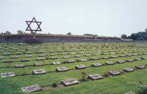 terezin  theresienstadt  concentration camp