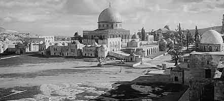 Photographs Of Historic Jerusalem