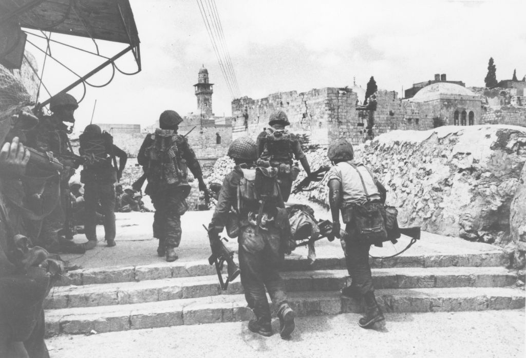 Photos Of The Six Day War
