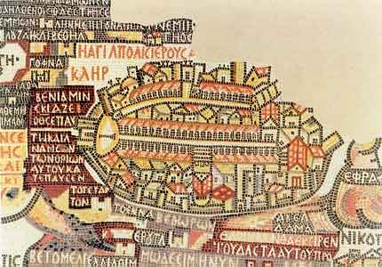 The Madaba Map 565