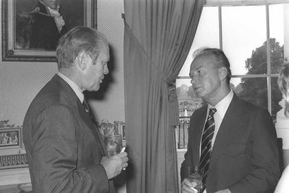Pictures Of President Gerald Ford With Israeli Leaders