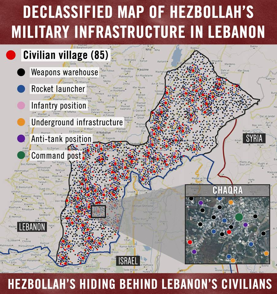 History Overview Of Hezbollah - Map of 98 us designated terrorist groups location